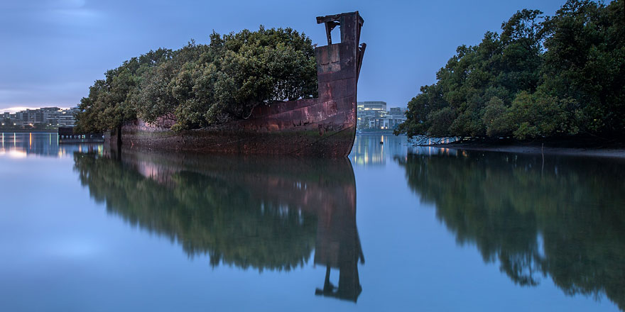 Homebush Bay