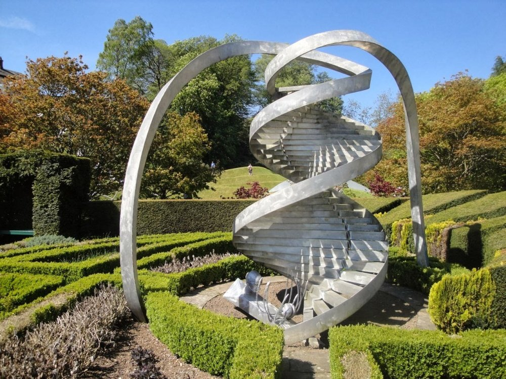 gradina botanica Scoția1