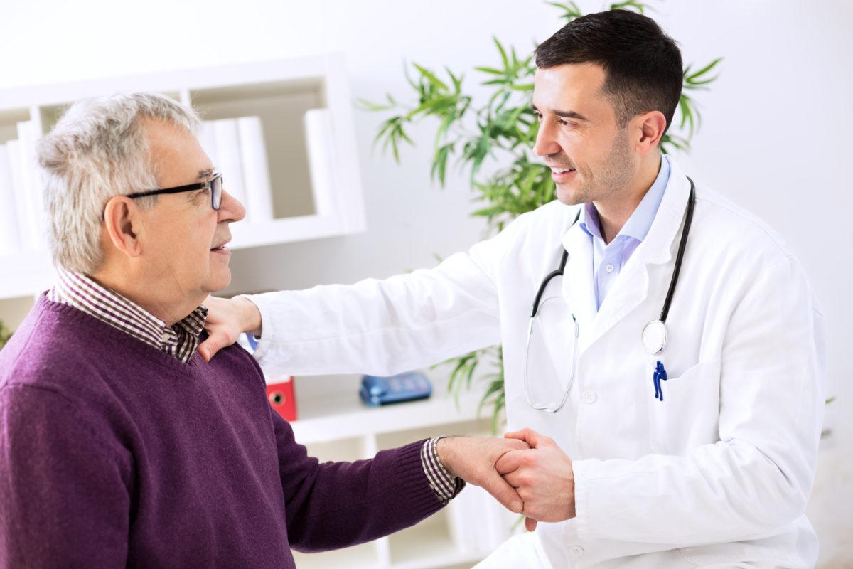 pacient la doctor