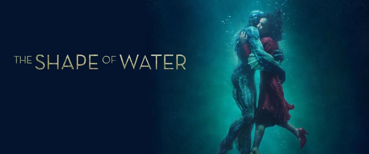 scena film The Shape of Water